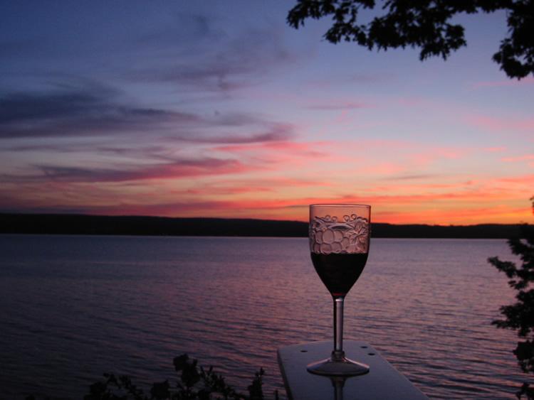 Finger Lakes Wine In Sun Contest